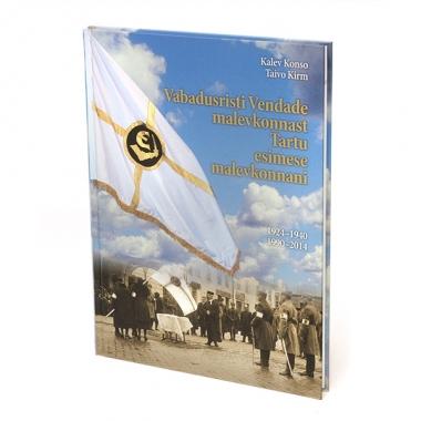 Raamat VABADUSRISTI VENDADE MALEVKONNAST TARTU ESIMESE MALEVKONNANI.jpg